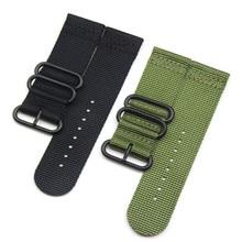 New 26mm For Garmin Fenix3 Fenix5x HRWatch Bands Zulu Nylon Watch Band Strap + Tools Watchband
