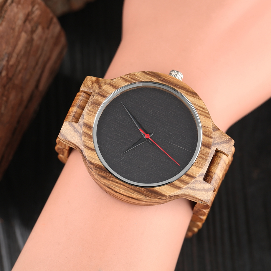 YISUYA Wooden Watches Quartz Analog Men Bamboo Modern Wristwatch Nature Wood Top 2018 Creative Sports Clock saat Xmas Gifts (17)
