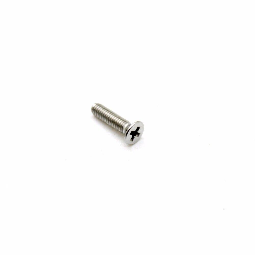 50pcs M3 Screw M3x4/5/6/8/10/12mm Match M3 Copper Cylinder M3 Parafuso Tornillos High Quality CPC251 50 pcs nylon pa66 head screw silvery white screws 5 types m3 4 m3 5 m3 6 m3 8 m3 10 m3 12 philip plain tools