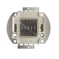 50 Watt 1000LM 4:1 Red 660nm Blaues 445nm Hohe Leistung SMD LED Wachsen Licht Lampe Teile Birne Für die Pflanzenzucht Chip