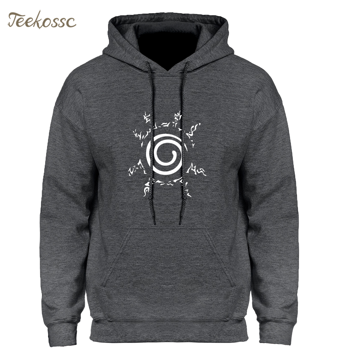 Anime Sweatshirts Naruto Uzumaki Naruto Harajuku Hoodie Hoodies Sweatshirt Men 2018 New Winter Autumn Hooded Japan Cartoon Hoody