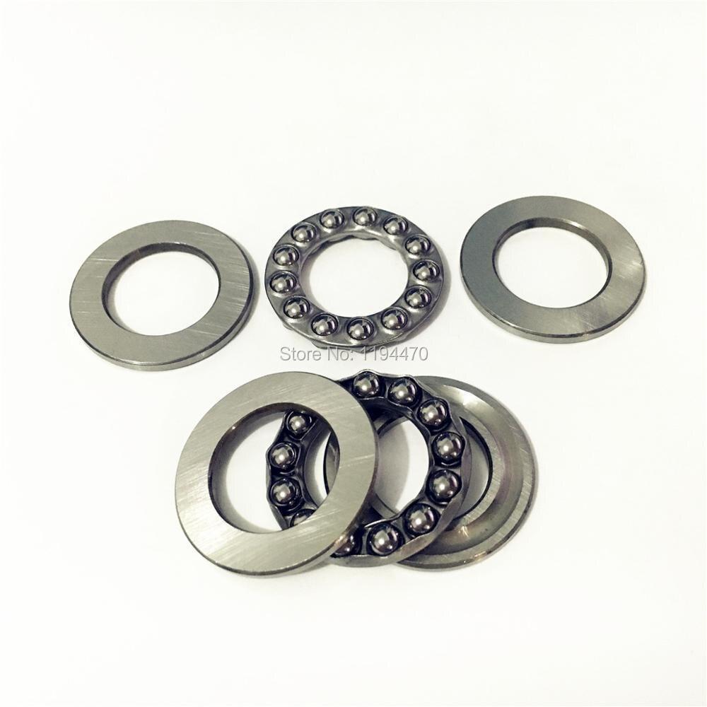 Axial Ball Thrust Bearing 30x52x16 mm 1 PCS 51206 30mm x 52mm x 16mm