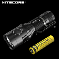 Original NITECORE MH20 Lampe Torche Tactical LED USB Rechargeable Flashlight Torch 1000 Lumen With 3200 MAh