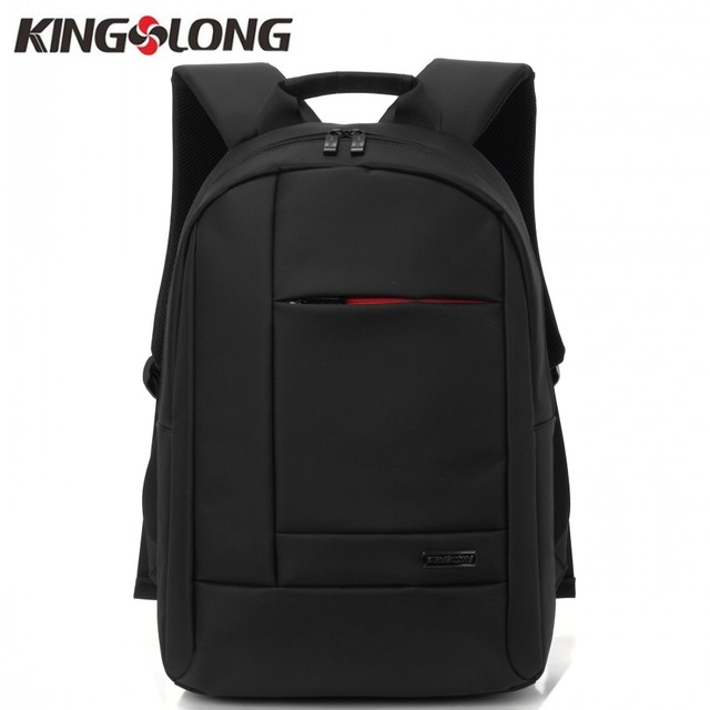 47ad02765f1f KINGSLONG New Men 15.6 Inch Laptop Backpack Business Waterproof Mochila  Leisure Travel Bag School Unisex Backpack KLB112838-5