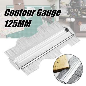 125mm Contour Gauge Stainless