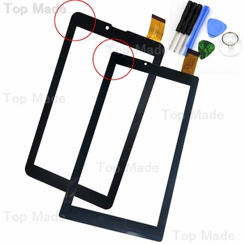 New Black 7 inch Touch Screen for FPC-FC70S706-01 Digitizer Glass Replacement + Repair Tools Free Shipping
