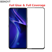 2PCS For Vivo Z5x Glass Full Glue Cover Phone Screen Protector Tempered Glass For Vivo iQOO Glass For Vivo Z1 Pro Glass BSNOVT screen protector for vivo z5x glass full glue coverage film tempered glass for vivo z5x film for vivo z1 pro glass 6 53 inch