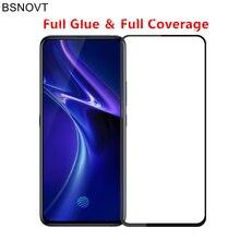 2PCS For Vivo Z5x Glass V1911A V1919A Full Coverage Phone Screen Protector iQOO Z1 Pro Z1Pro Film