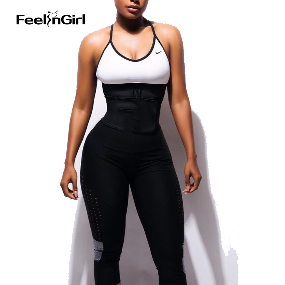 9eb51023e47 Detail Feedback Questions about FeelinGirl 7 Steel Boned Latex Waist  Trainer Belt Plus Size Slimming Waist Cincher Girdle Firm Control Body Shaper  Corset F ...