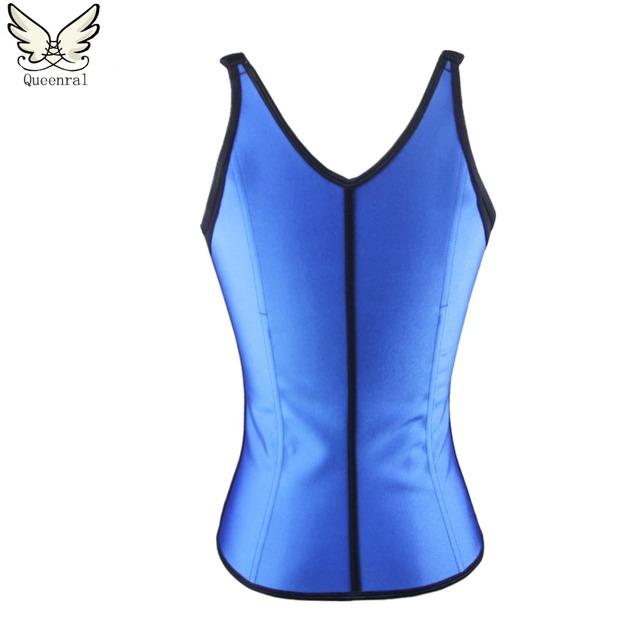 Boby entrenador cintura corsés caliente shapers sexy adelgazar cinturón faja de cintura de látex látex cintura trainer Adelgaza a La Talladora Shapewear