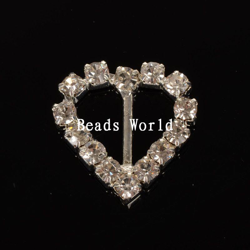 Heart Brooch /& Slider