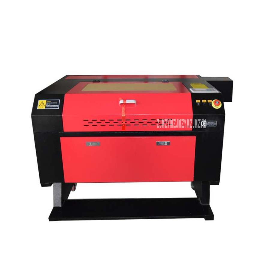 KH7050 60W Laser Engraving Machine Crafts Cutting Machine Acrylic Carving Machine Woodworking Laser Engraver 110V/220V 500*700m