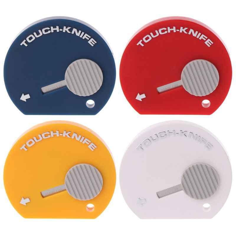 Hecho en Japón TK-4 seguro portátil táctil Mini-cuchillo Touch cuchillo paquete abridor Cuchillo pequeño cuchillo artístico utilidad kinfe