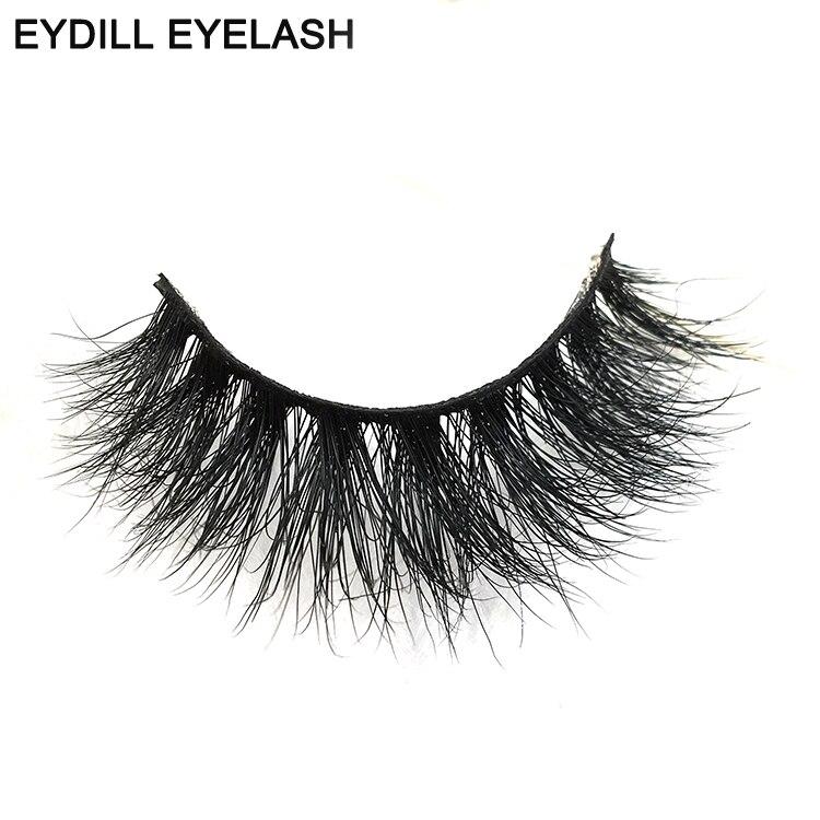 37803634547 1 Pair Natural Long Eyelash 3d Mink Lashes Hand Made Makeup False Mink  Eyelashes D008