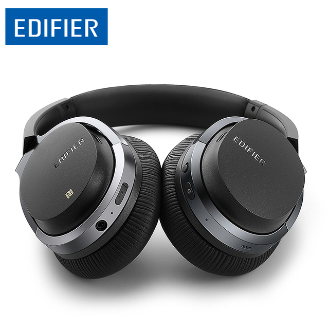 f1686911c29 EDIFIER W860NB Wireless Headphone Active Noise Canceling Smart Touch Control  Working up to 45 Hours Bluetooth V4.1 Comfortable
