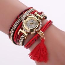 Women Bracelet Wrist Watch Brand Luxury Gold Heart Snake PU Leather Buckle Ladies Dress Quartz Watch Clock relogio feminino
