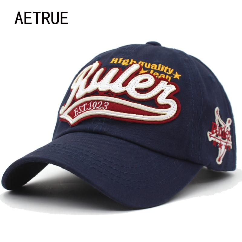 AETRUE 100% Cotton Women   Baseball     Cap   Men Snapback Bone Hats For Men Casquette Gorras Fashion Adjustable Letter Dad Hat   Caps