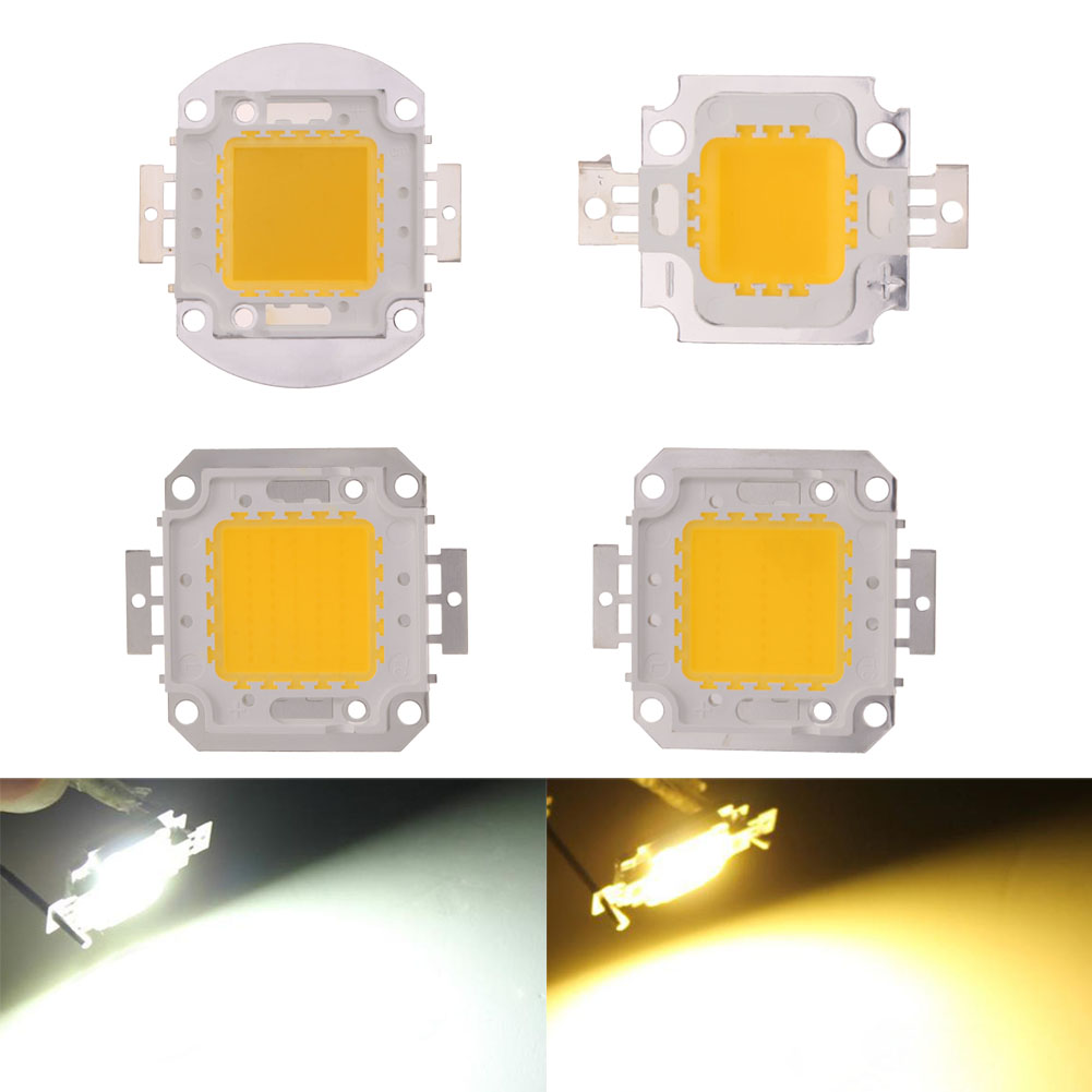 10W 20W High Power Super Bright Light Lamp LED Chip For Fish Tank, Decoration Light LED Bulbs & Tubes  #LO