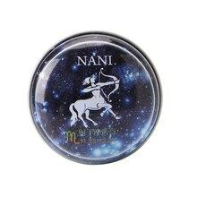 1 Pc da Constelação do Sagitário Perfumes Sólidos Mágicos Perfume Fragrância Desodorante