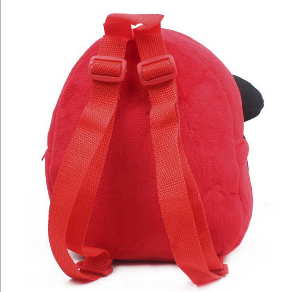 Cute-Cartoon-Baby-Minnie-School-Bag-toys-Plush-Children-Mini-Backpacks-For-Kindergarten-Boy-Girl-Shoolbag-3