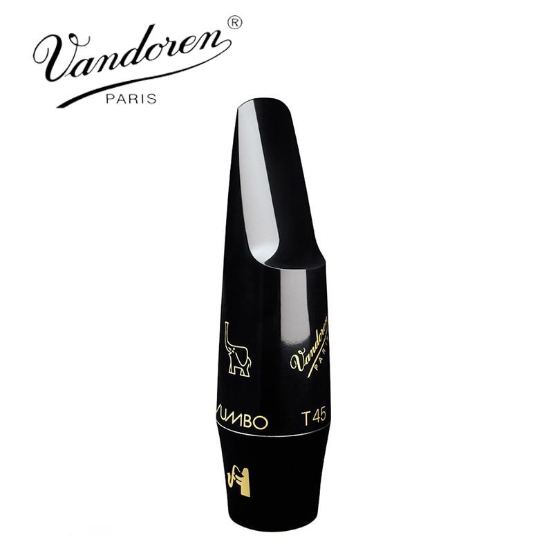 France Vandoren SM611B T45 Jumbo JAVA Tenor Saxophone Mouthpiece / Tenor Sib-Bb Sax Mouthpiece france vandoren cm318 m30 bb clarinet mouthpiece clarinet sib bb mouthpiece