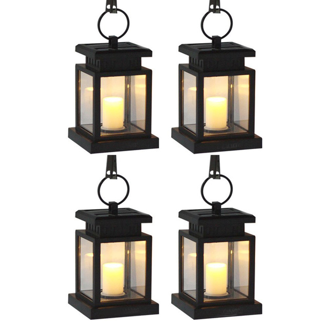 Hanging Solar Patio Lights To Hanging Solar Garden Lights Outdoor Waterproof Lanterns Vintage Yard Lawn Patio Pathway Pavilion Porch