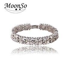 Silver Snowflakes Bracelet & bangles