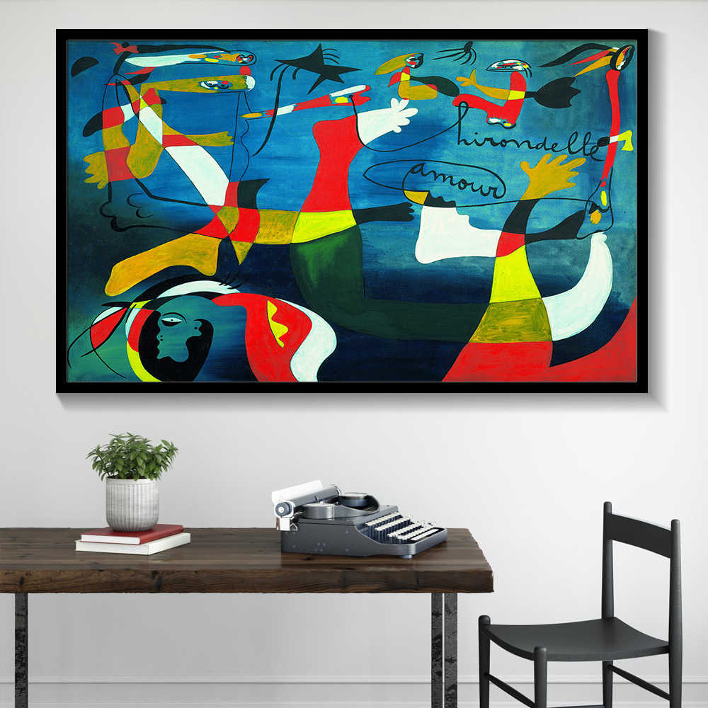 Picasso Famous Abstract Oil Painting Wall Art Home Decoration Canvas Painting Wall Pictures For Living Room Posters