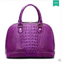 hlt 2017 new Thai crocodile leather women handbag female real crocodile leather banquet luxury skewered shell women bag