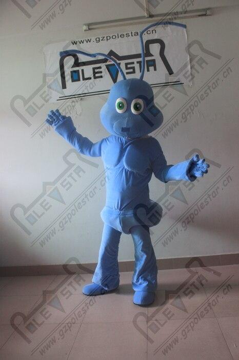 Ant маскарадный костюм мультфильм насекомых ходить актера для шоу высокого качества так же, как фотографии