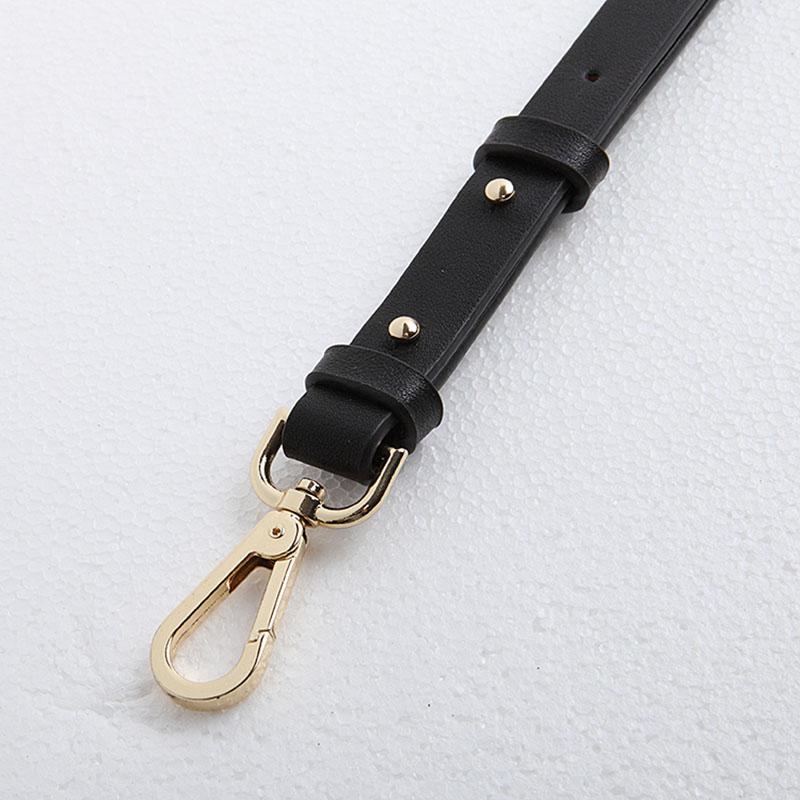 IMIDO Luxury Flower Women replacement straps leather shoulder belt bag handles handbags accessories parts for bags White STP053 in Bag Parts Accessories from Luggage Bags