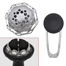 Hookah Charcoal Lotus Narguile Accessories for Kaloud New Style Metal Carbon Every Set Shisha