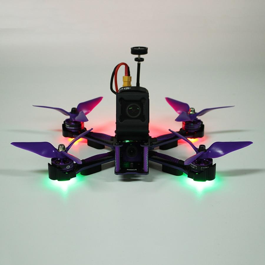 Eachine Wizard X220S F4 5.8G 72CH 30A Dshot600 800TVL Flysky FS-i6X Transmitter w/ A8S Receiver RTF  FPV Racer RC Drone 15