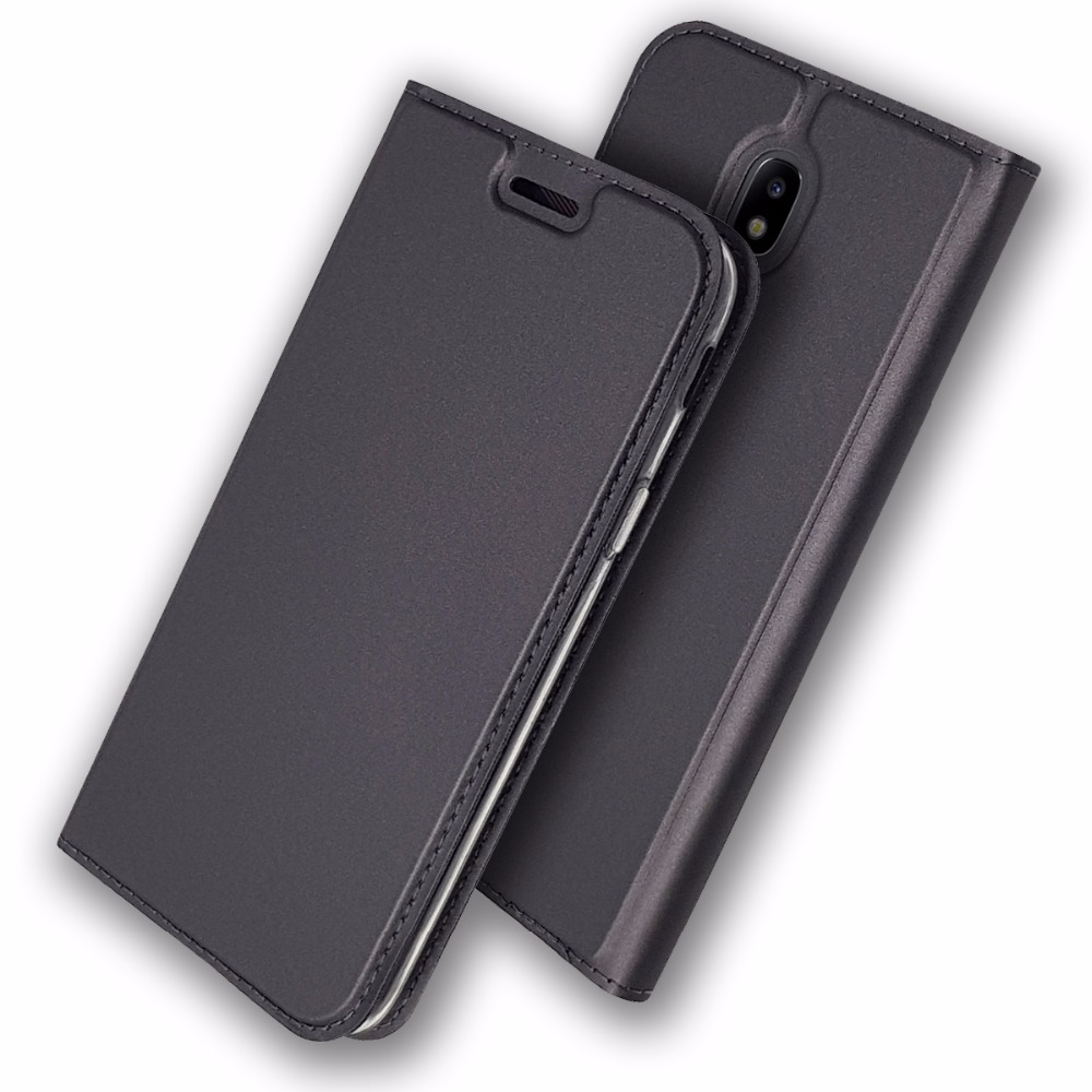 Cases for <font><b>Samsung</b></font> Galaxy J3 <font><b>2017</b></font> Flip Leather Wallet Book Cover Case for <font><b>Samsung</b></font> J3 <font><b>2017</b></font> <font><b>J330F</b></font> J330 SM-<font><b>J330F</b></font> Coque Capa image