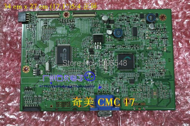 все цены на Free Shipping>Original 100% Tested Work CMC 17 signal plate A170E2-H-S1 Driver Board онлайн