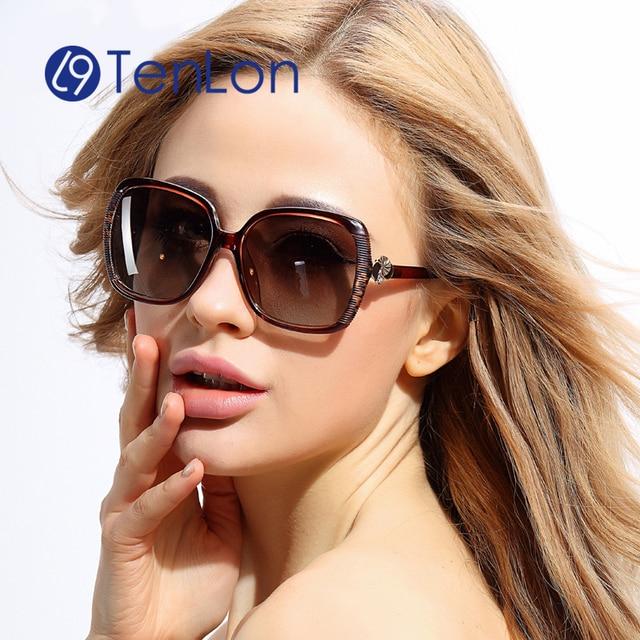 862d12bfa YYTZM Óculos estilo óculos polarizados das mulheres óculos de sol Da Praia  do Verão, oculos