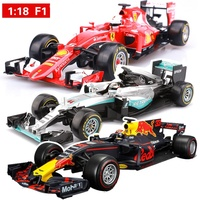 1:18 Simulation alloy Diecast car model Toy For Ferrari F1 Metal Model Car Toy Fan Limited Edition Vehicle with original box