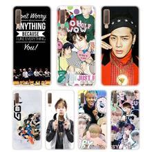Silicone Phone Case GOT7 Kpop Printing for Samsung Galaxy A8S A9 A8 Star A7 A6 A5 A3 Plus 2018 2017 2016 Cover
