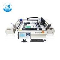 Chip Mounter Настольный манипулятор для монтажа печатных плат небольшой автоматический видение палочки и место машина Лидер продаж ZB3245TSS Высоко