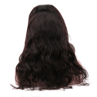 Phoebe U Part Lace Wigs Malaysian 100% Human Hair Wigs Body Wave Ombre Color Lace Front Wig Remy Hair No Smell No Tangle