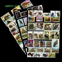 200 шт без повторений тема дикие животные неиспользованные почтовые марки, почтовые марки с почтовым знаком для коллекции 200