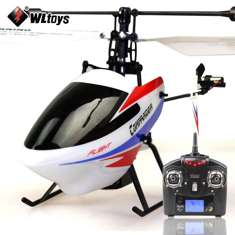 Wltoys V911 Pro V911 2 V911 V2 4CH 2.4GHz żyroskop pilot RC helikopter V911 V911 1 Upgrde wersja w Helikoptery RC od Zabawki i hobby na  Grupa 1