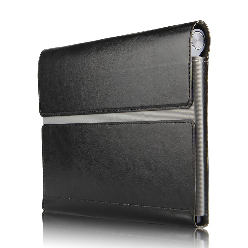 Case For Lenovo Yoga Tab 3 Plus Protective Smart cover Leather Tablet For YOGA TAB3 Plus YT-X703F 10.1 inch PU Protector Sleeve new original for lenovo thinkpad yoga 260 bottom base cover lower case black 00ht414 01ax900