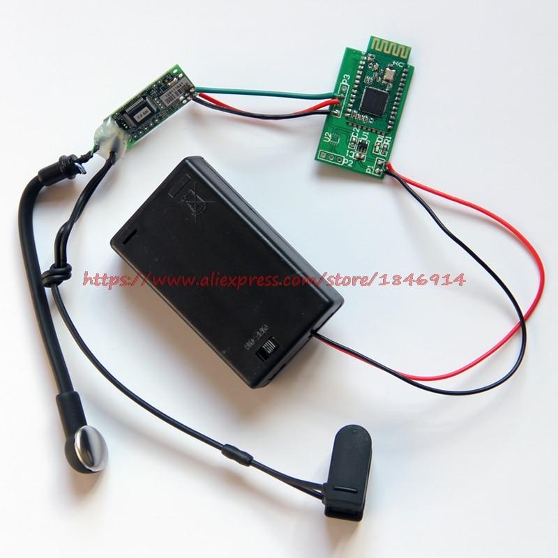 Free Shipping  Bluetooth TGAM EEG Acquisition Module / EEG Sensor / Mind Control Development Two Times Paperback Edition