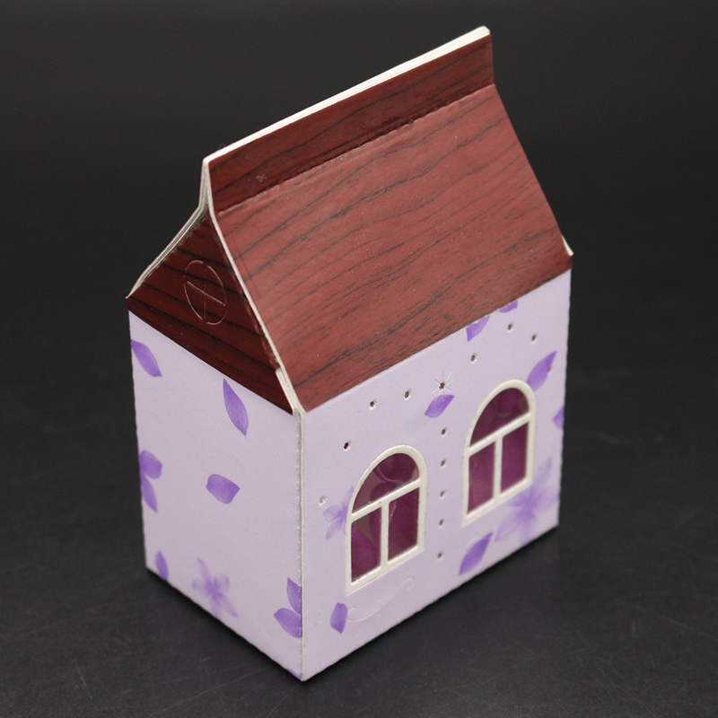 3D small house Metal Cutting Dies Scrapbooking Embossing DIY Decorative Cards Cut Stencils