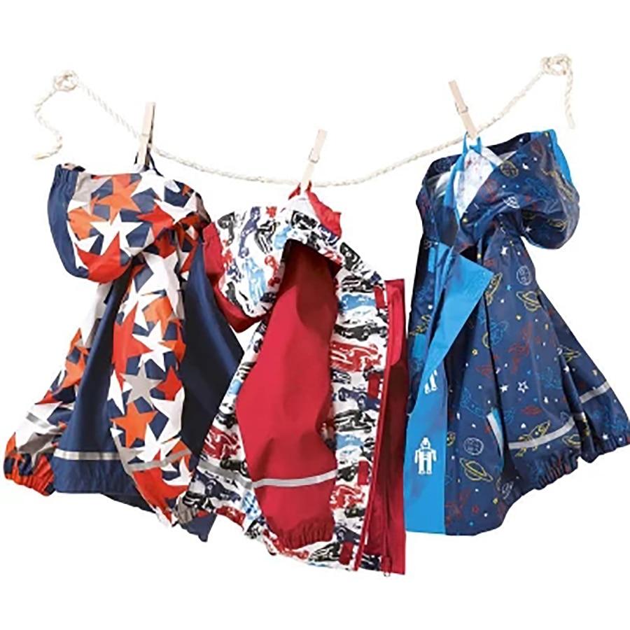 Extérieur enfants imperméable couverture pluie Poncho imperméable coupe-vent imperméable manteau de pluie enfants costume pantalon bébé hommes imperméable coupe-vent 60YY069