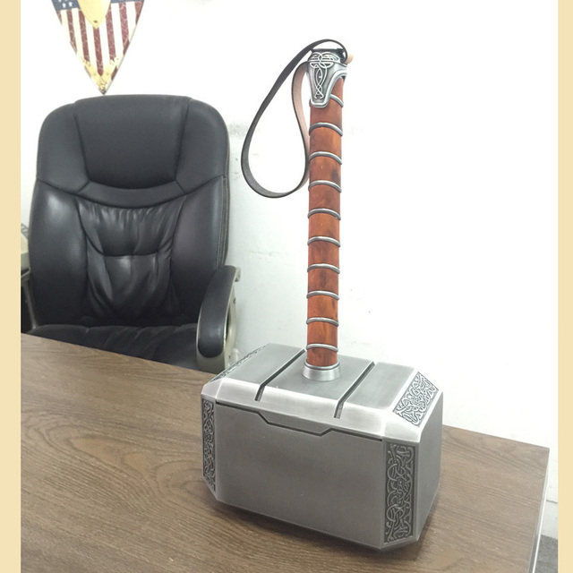 resinl made 1 1 scale the avengers thor hammer mjolnir 1 1 replica