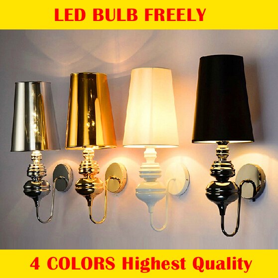 ФОТО Middle Size 4 Colors Classical Spain Jaime Hayon Josephine  Design King Cup Bodyguard Wall lamp