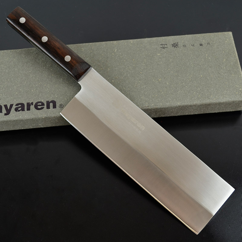 Free Shipping High Quality Stainless Steel Kitchen Knife Handmade Forged  Chef Knife Meat Vegetable Knives Cooking Cleaver  In Kitchen Knives From  Home ...
