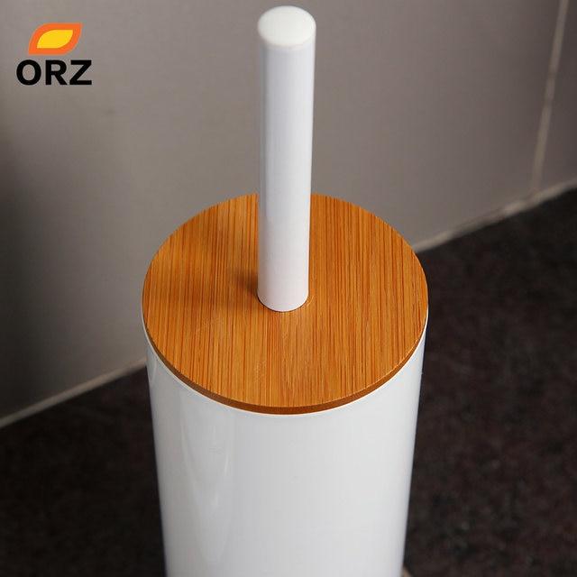 Online Shop ORZ Badkamer Borstel Set Wc Cleaner Reinigingsborstel ...